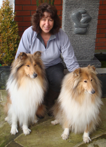 Julie Casey canine massage