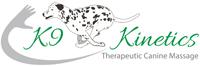 K9 Kinetics canine massage logo