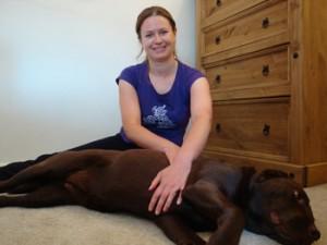 Sara Alan-Smith_canine massage guild